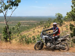 2 Day Guided Adventure Bike Tour in Northern Territory, Australia