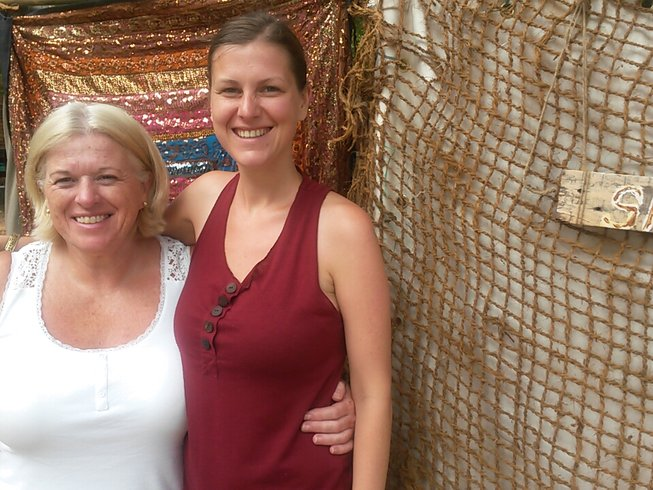 29 Days 200-Hour Hatha Vinyasa Yoga Teacher Training on Arabian Sea in Goa, India