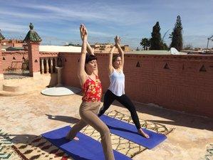 4 días de retiro y breve descanso de meditación y yoga en Marrakech, Marruecos