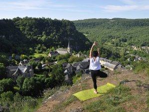 5 jours en stage de yoga et vitalité pour vous faire du bien à Salles-la-Source, Aveyron
