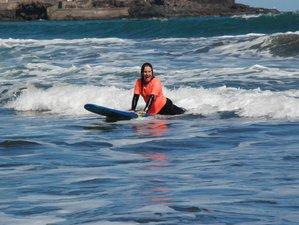 8 Tage Faszinierendes Surfcamp in Machico, Insel Madeira
