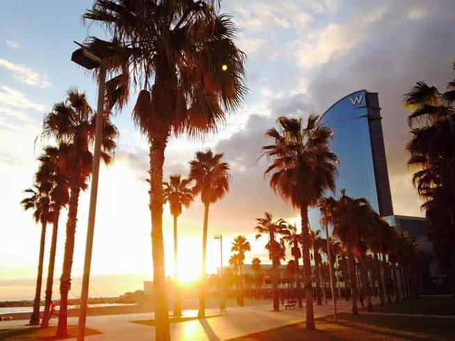 6 días retiro de yoga estilo urbano en Barcelona, España