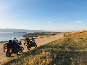 18 Day Moscow to Great Lake Baikal Guided Motorcycle Tour in Russia