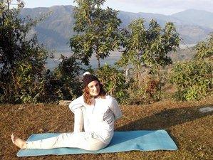 5 jours en retraite de yoga et méditation économique au Népal