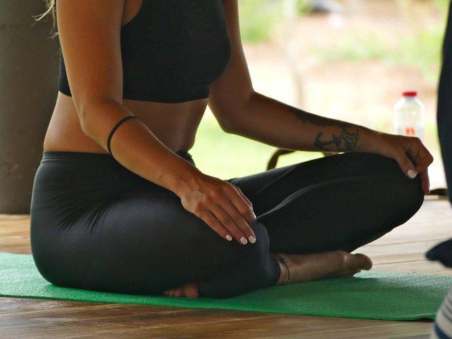 8 Tage Yoga- und Ayurveda-Retreat für Frauen auf Ibiza, Spanien