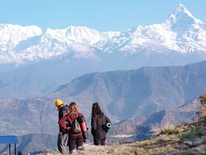 22 Day 200-Hour Multi-Style Yoga Teacher Training in the Himalayan Country, Pokhara