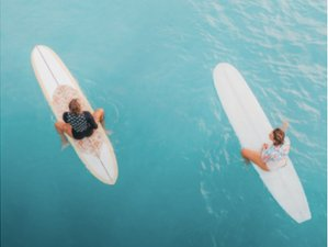 8 Day Surf and Yoga Package: The Vegan Surf 'n' Yoga Retreat in Fuerteventura