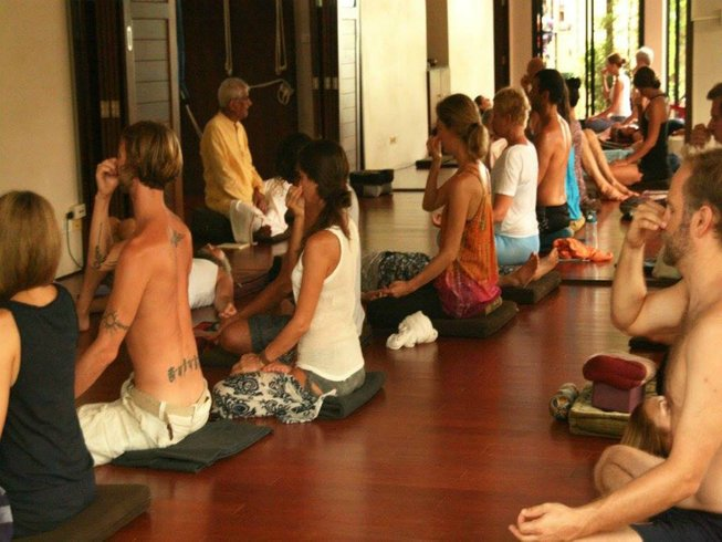 7 Days Detox  Yoga Retreat in Thailand