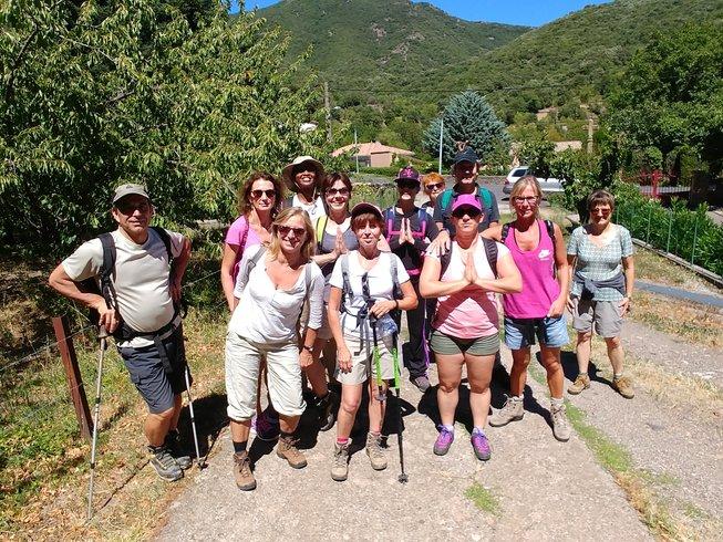 7-Daagse Hatha Yoga en Hike Retraite in Frankrijk