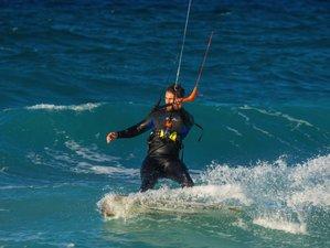 8 Tage Verleih und Kitesurfen auf Rhodos, Griechenland