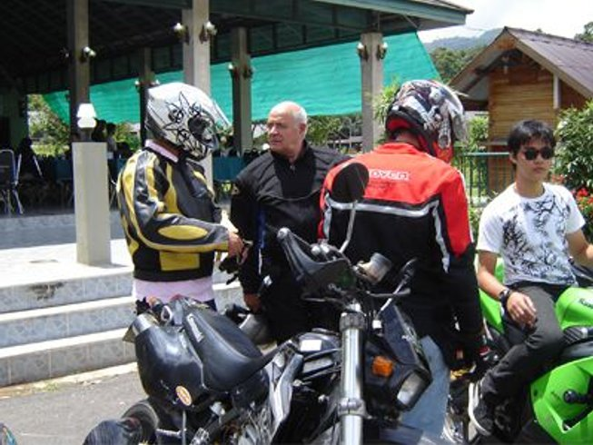 3 Days Nan Loop Motorcycle Tours in Thailand