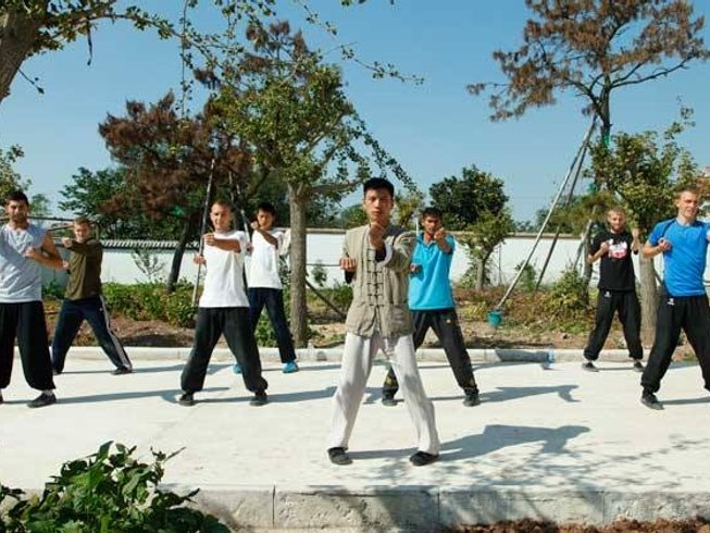 2 Years Wing Chun, Tai Chi & Kung Fu Vacation in China