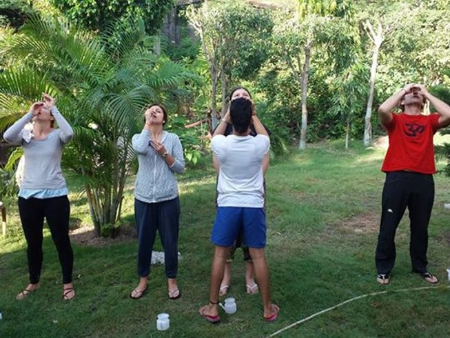 14 Days Yoga Rejuvenation Retreat in Rishikesh, India