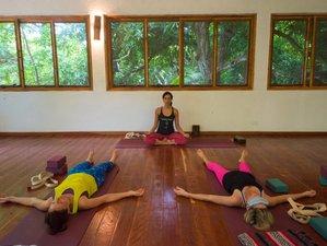 3 Days Short Rejuvenating Weekend Yoga Holiday in San Carlos, Panama