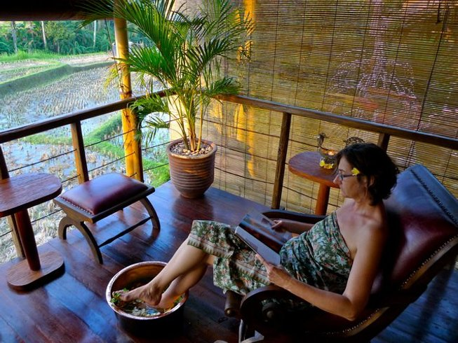 4 Days Unwind and Relax Yoga Retreat in Bali