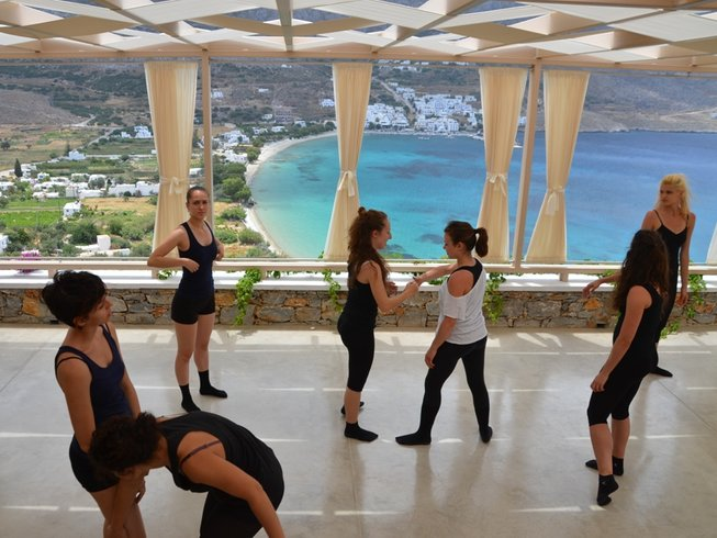 7 Days Luxury Yoga and Wellness Holiday in Greece