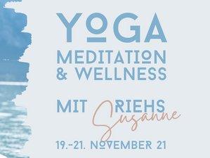3 Tage Yoga und Meditation Retreat mit Susanne Riehs in Bad Hofgastein, Salzburger Land
