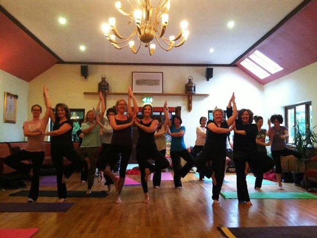 8 días retiro de yoga y nutrición en Leinster, Irlanda
