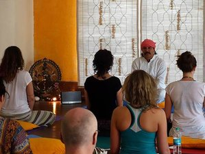 7 Day Yoga Retreat with Meditation, Ayurveda, and Visits to Sacred Places in Himalayas, Rishikesh