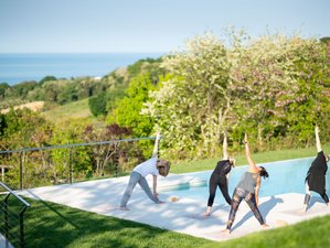 8 Days Balance Yoga and Meditation Retreat in Untouched Le Marche, Italy