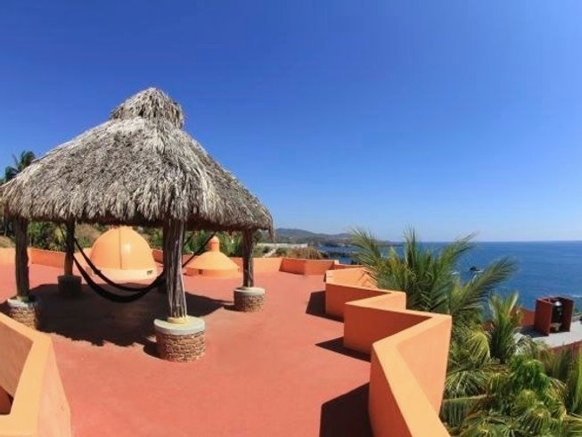 6 Days Surf Camp in Michoacan, Mexico