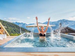 6 jours en stage de yoga vinyasa et yin yoga à 2000 mètres à Chandolin, Valais