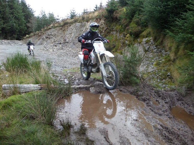 3 Days All-Level On and Off-Road Motorcycle Tour Wales