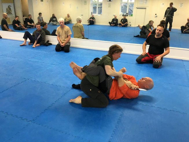 4 Days Systema Camp in Wiltshire, United Kingdom