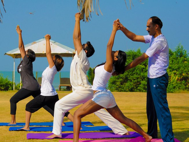 21 Days 200-Hour Vinyasa Yoga Teacher Training in Goa