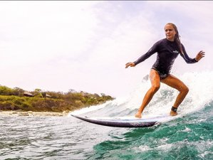 4 Day Surf and Stay Experiencia Surf Camp in Brisas de Zicatela