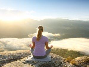 4 Tage Intensives Meditationsseminar mit Yoga und Wandern auf der Oberen Firstalm, Spitzingsee