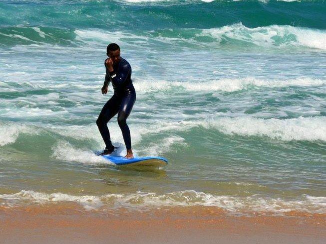 3 Days Fun Surf Camp in Ericeira, Mafra, Portugal