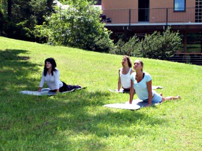 4 Tage Geist und Yoga Urlaub in Tschechien