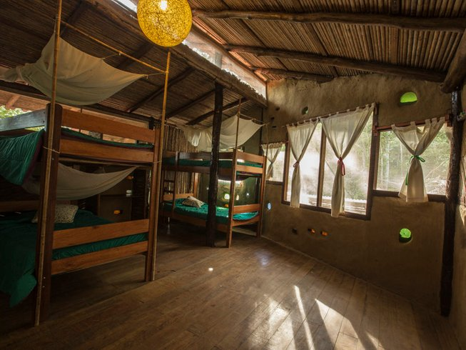 8 Days Creating Magic Yoga Retreat in San Martin, Peru