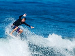 8 Day's Surf Camp in Madeira Island