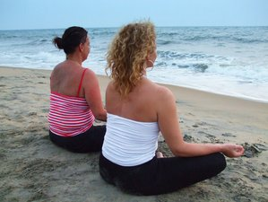 11 Days Yoga Holiday in India