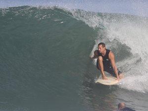 8 Tage All-Inklusive Surf Camp für Alle Niveaus in Playa Avellana