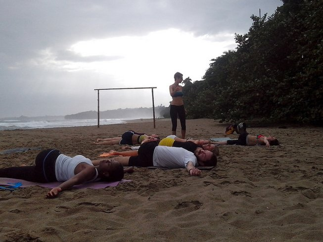 7 Days Silent Warrior Muay Thai & Yoga Meditation Training in Costa Rica