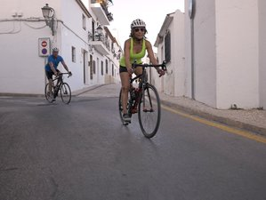 7 Day Self-Guided Cycling Holiday in Altea, Costa Blanca