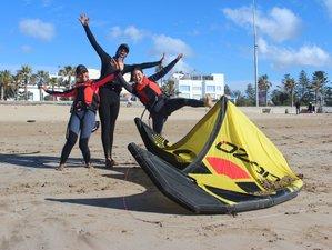 4 Day Beginner Pack Kitesurf Camp in Essaouira, Marrakesh-Safi