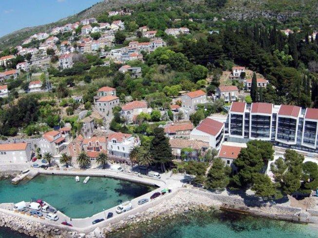 4 Tage Luxus Yoga Urlaub am Meer in Dubrovnik, Kroatien