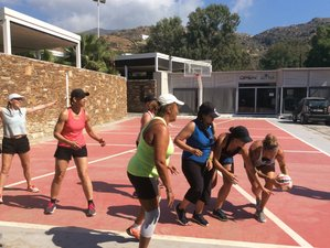 8 Day G.I. Jane Women Fitness Bootcamp Retreat in Ios Island, Cyclades