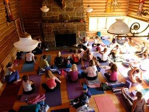 7 Day Big Sky Bhakti Bliss Meditation and Yoga Retreat in Helena, Montana