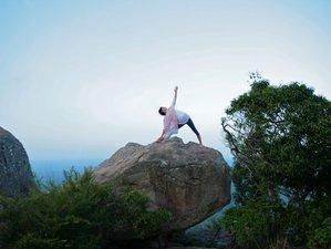 15 días retiro de yoga Iyengar en Dambulla, Sri Lanka