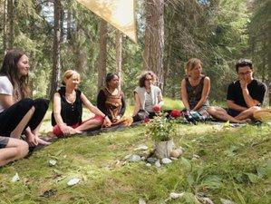 6 Tage Integral Yoga Retreat mit Ousman Sey in Scuol, Graubünden