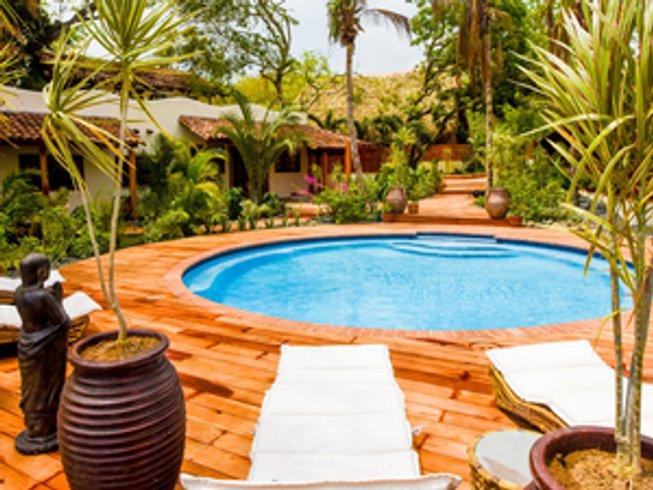 7 Days Yoga and Surf Camp Panama