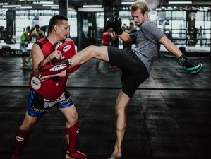 1 Week Muay Thai Training for Beginners in Bangkok