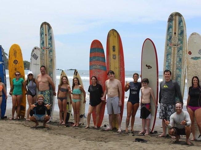 6 jours en stage d'été de yoga et d'asanas à Puntarenas, Costa Rica