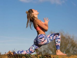 4 Days Wild Spring Yoga Retreat in Buckinghamshire, UK with Charlie Morgan