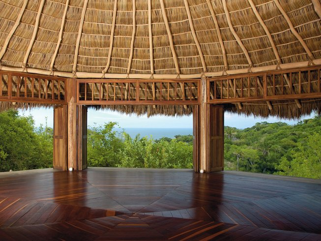 8 Days Yoga Retreat in Mexico